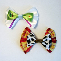 Toy Story Mini Bows