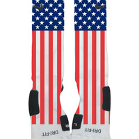 Custom Nike Elite Socks-United States of America-Socktimus Prime