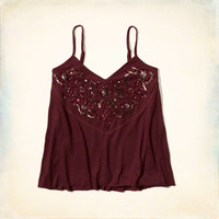 Sequin Detail Cami