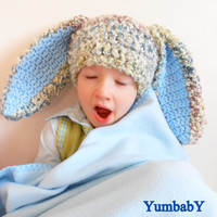 Boy Easter Bunny Hat