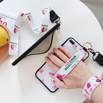 Summer Fruit Design Phone Case