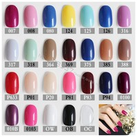 24pcs Rose new round Soft Pink Nude color Red oval head Brown Blue Fake nail  Yellow Mint color candy Purple Khaki White Black