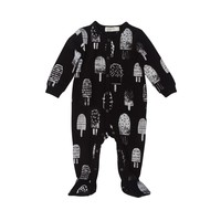 Miles Baby Popsicle Footie