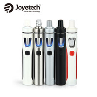 100% Original Joyetech EGo AIO Kit 1500mAh Battery AIO All-in-One  Electronic Cigarette Vaporizer Ego Aio Starter Kit Vape Pen