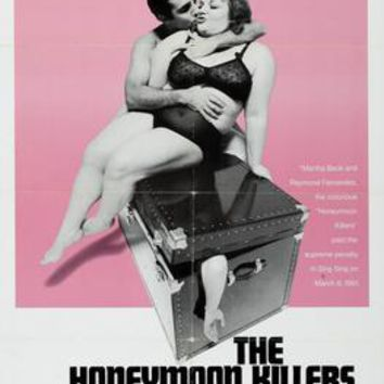 Honeymoon Killers Movie Poster 11 inch x 17 inch poster