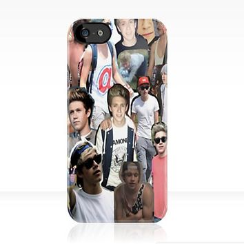 Niall Horan Collage iPhone Case