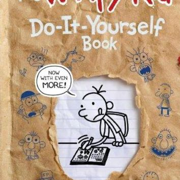 Diary of a Wimpy Kid: Do It Yourself Book