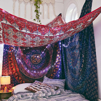 Mandala Tapestry Hippie Tapestry Bohemian Tapestry Queen Bedspread