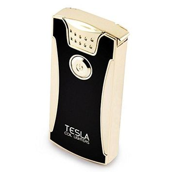Tesla Coil Lighter USB Rechargeable Windproof Dual Arc Lighter Best Selling Don't Flick Your Bic!