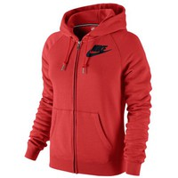 Nike Rally Full Zip Hoodie - Women's at Foot Locker