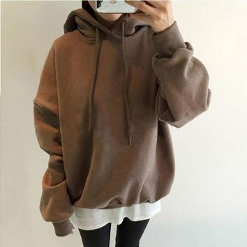 ac DCK83Q Thicken Hoodies Korean Women's Fashion Winter Hats [110332903449]