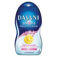 Dasani Drops Pink Lemonade Flavor Enhancer 1.9 oz