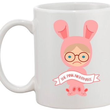 The Pink Nightmare Mug
