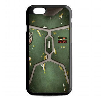Star Wars Boba Fett Armor For iphone 6s case