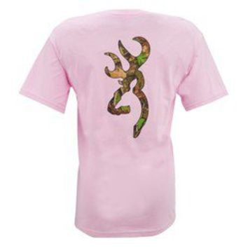 Academy - Browning Adults' Logo T-shirt
