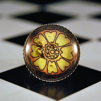 Pai Sho Ring from Avatar the Last Airbender by SubtleNerd on Etsy