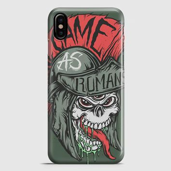 We Came As Romans iPhone X Case | casescraft
