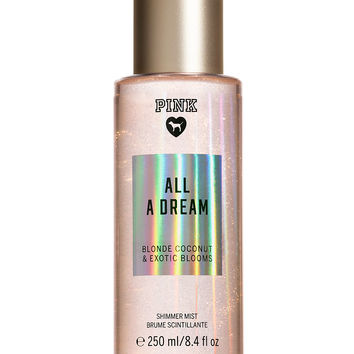 All A Dream Shimmer Body Mist - Victoria's Secret