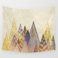 Highpoint Wall Tapestry by Rskinner1122