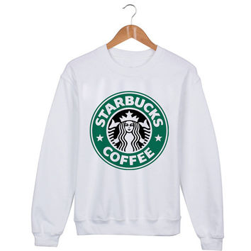 Starbucks coffee Sweater sweatshirt unisex adults size S-2XL
