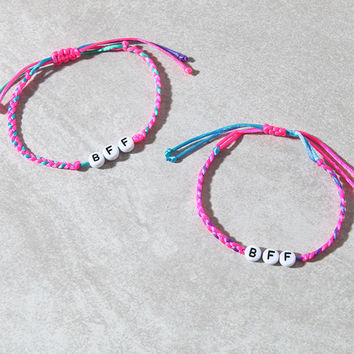 LA Hearts BFF Bracelet Pack at PacSun.com