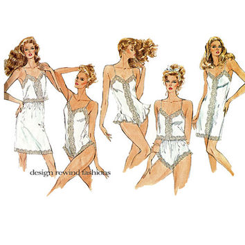 Shop Women\'s Vintage Sewing Patterns on Wanelo