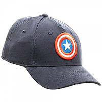 Marvel Avengers Captain America Flex Fit Hat