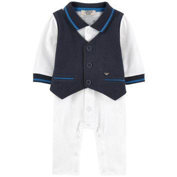 Armani Baby Boys Formal Suit