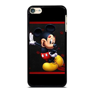 MICKEY MOUSE KISS iPod 4 5 6 Case