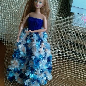 Handmade Outfit for Barbie Doll   SEE SPECIAL OFFER   (nannycheryl original)766
