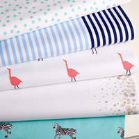 Martha Stewart Whim Collection Novelty Print 200 Thread Count Sheet Sets