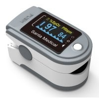 santamedical pulse oximeter