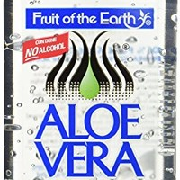 Fruit Of The Earth 100 % Aloe Vera Gel, 12 oz (Pack of 2)
