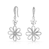 Bling Jewelry Flourishing Earrings