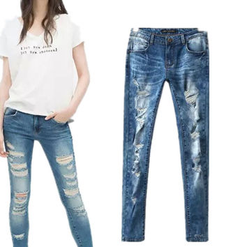Stylish Winter Fashion Denim = 5839817921