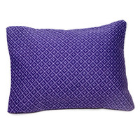 Aromatherapy Herbal Dream Pillow - Purple Print - (Blends Available: Restful, Peaceful, Romantic, or Creativity)
