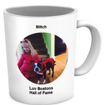 Coffee Mug - Stitch Sinkevicius hall-of-fame-stitch-sinkeviciu