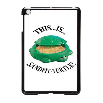 Bring Me The Horizon Sandpit Turtle iPad Mini Case