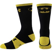Under Armour Kids' Alter Ego Batman Sock