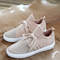 Lancer Sneakers, Blush | Steve Madden