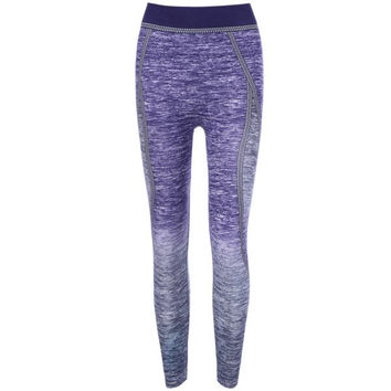 Ombre Color Yoga Pants