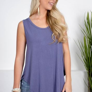 Basic Bamboo Tank Top | Colors
