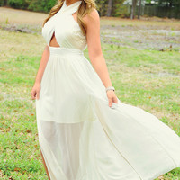 Ark & Co: Seasons Of Love Dress: Cream