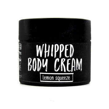 LEMON SQUEEZE  -  Whipped Body Cream