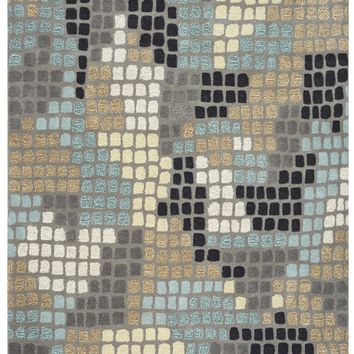 Rizzy Home Pandora PR2059 Multi-Colored Abstract Area Rug