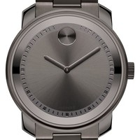 Men's Movado 'Bold' Bracelet Watch, 43mm - Gunmetal