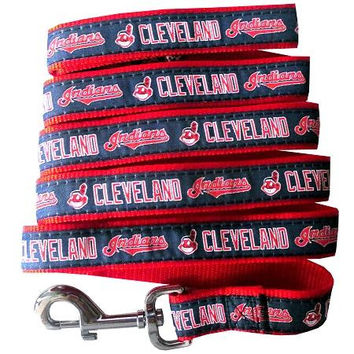 Cleveland Indians Leash Large