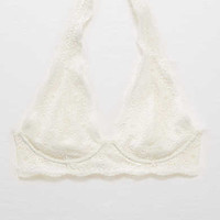 Happy Rockin' Unlined Bra , Soft Muslin