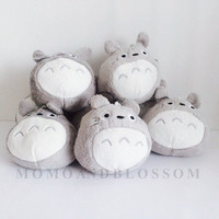 Adorable Soft Totoro Plush Toy Studio Ghibli Japanese Teddy My Neighbour Totoro