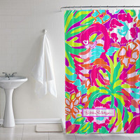 "Luxury Pattern Design Lilly Pulitzer Beauty Pink Flamingo Best Quality 60"" x 72"""